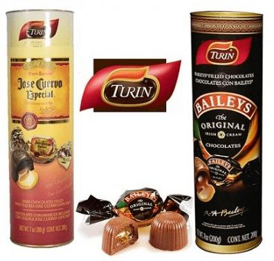 chocolates seis