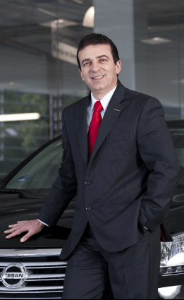 Foto: Nissan. Cousseau dijo que México tiene un potencial para vender 2 millones de automóviles nuevos al año en su mercado interno.