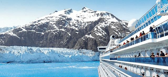 Foto: Princess Cruises.  La naviera de origen británico y que ahora pertenece a Carnival Corporation & PLC, consorcio líder a nivel mundial, planea nuevas rutas en el Caribe.