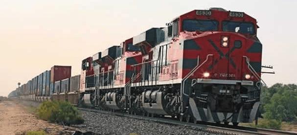 Foto: Puerto de Manzanillo. La obra permitirá a los trenes de Ferromex llegar más rápidamente al recinto portuario.