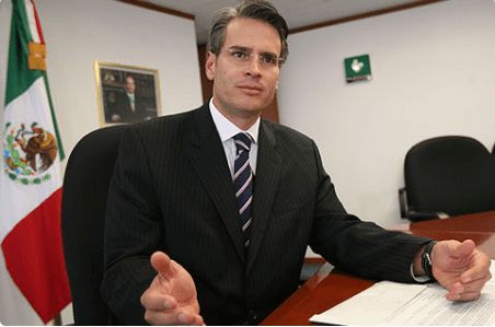 Foto: SE. El subsecretario de Comercio Exterior de la Secretaría de Economía, Francisco de Rosenzweig, coordina la delegación del equipo negociador de los temas de comercio e inversión.