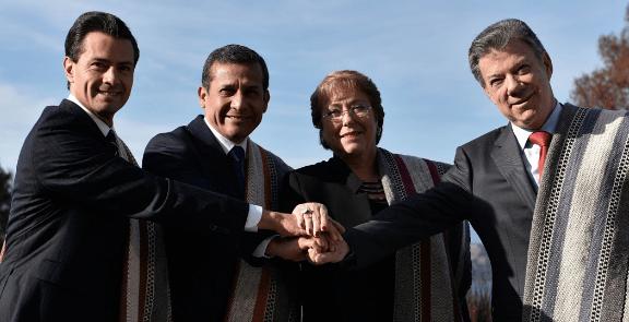 Foto: Alianza Pacífico. El acuerdo forma parte de la  Declaración de Puerto Varas, Chile, en el marco de la XI Cumbre de la Alianza Pacífico.