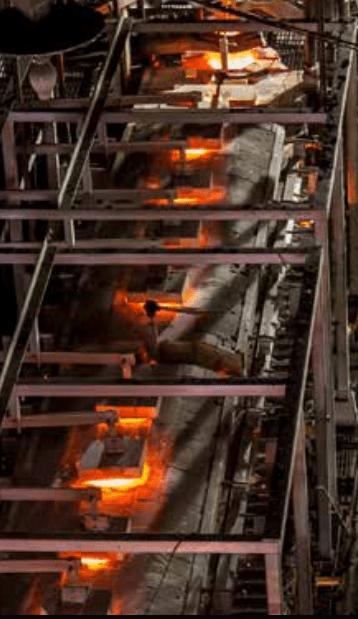 Foto: Vitro. Una de las plantas de la compañía, que tiene su sede en la ciudad de Monterrey.
