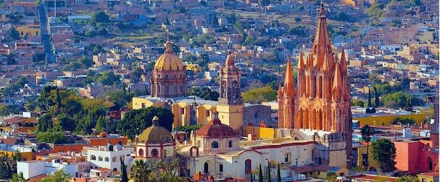 Foto: Myjewishlearning. San Miguel de Allende. La agencia de la ONU dará asesoría internacional al estado de Guanajuato.