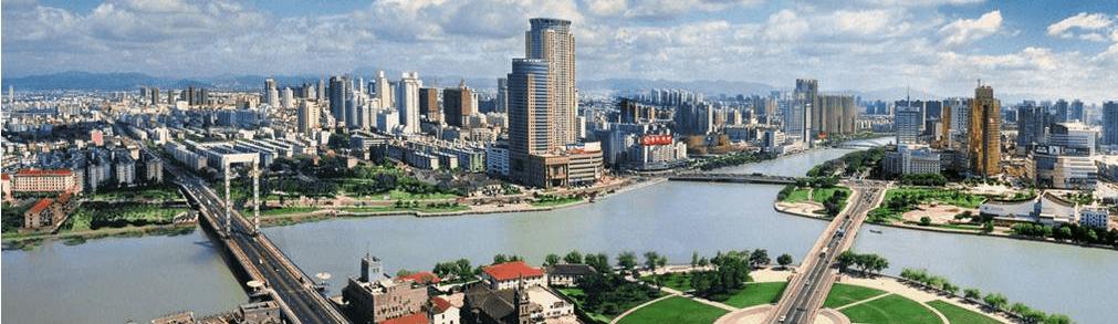 Foto: Gotravelaz. Ciudad Ningbo. China ha venido escalando el mayor valor agregado de sus bienes producidos.