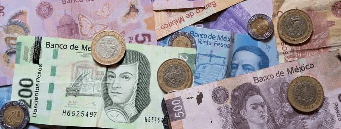 Foto: Pixabay. El peso frenó sus ganancias debido a que en niveles por debajo de 18.00 pesos por dólar existe una fuerte demanda por dólares.