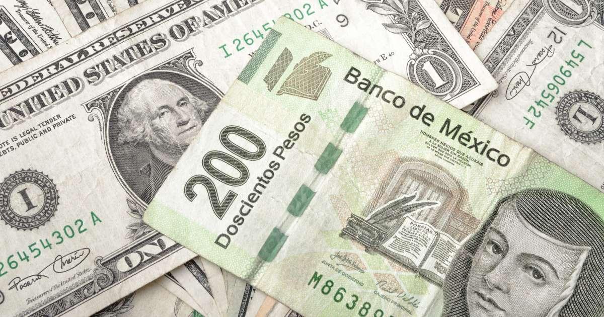 Cotizan dólar en 19.51 pesos a la venta en sucursales bancarias
