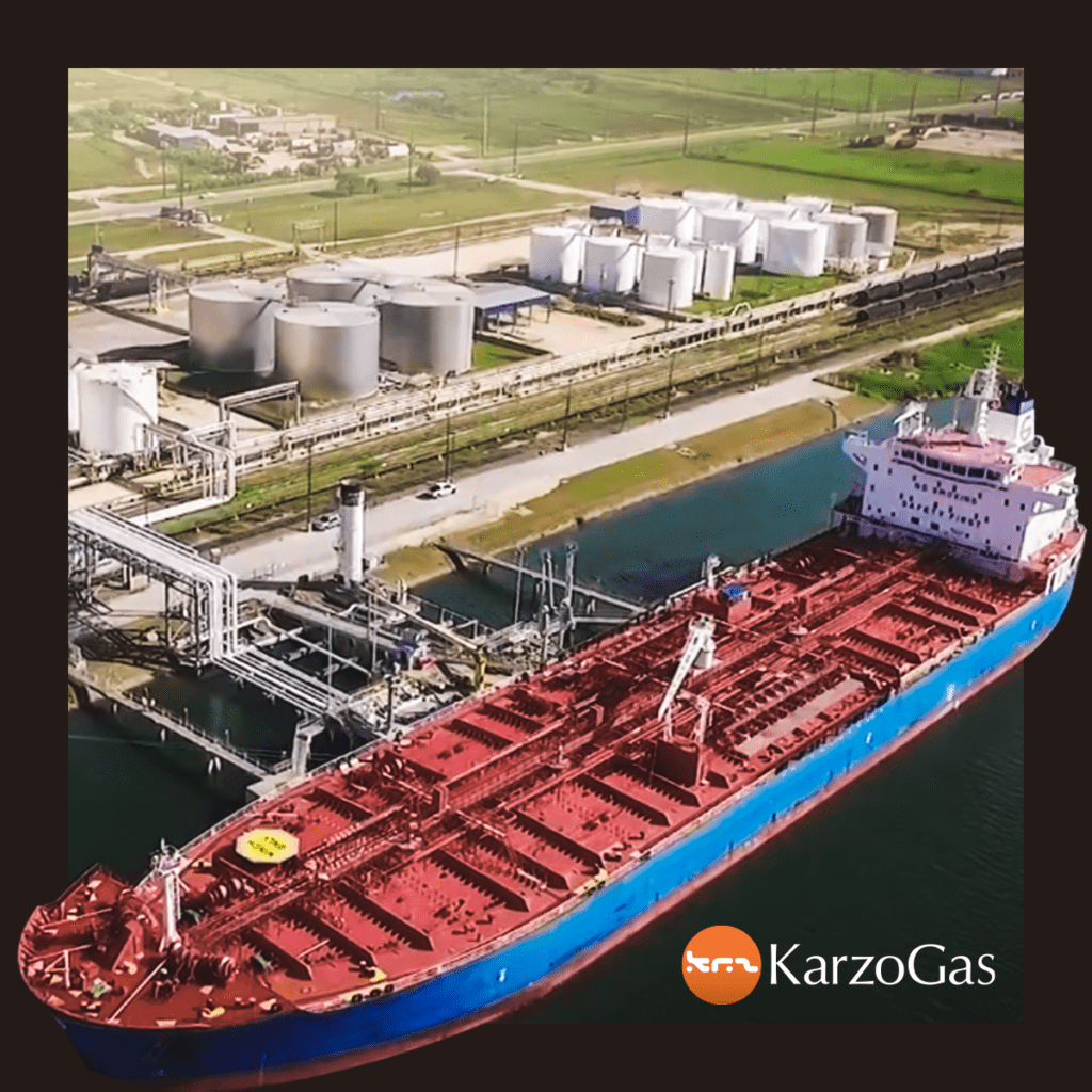 The Federal Economic Competition Commission (Cofece) of Mexico authorized certain storage services to Grupo Karzogas.