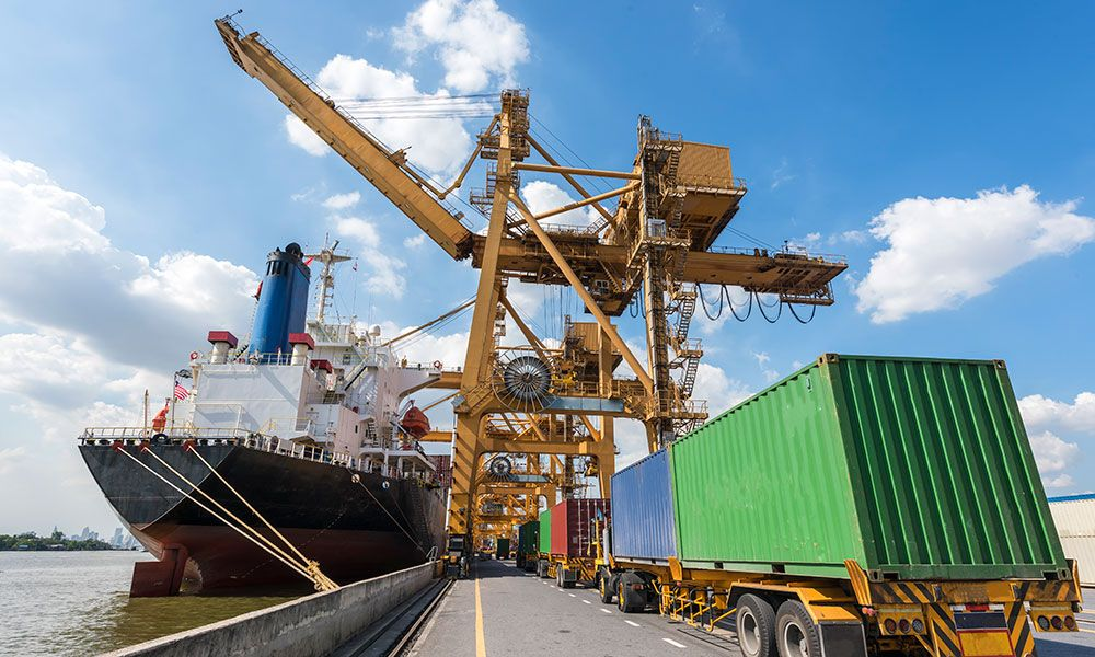 The number of commercial invoice for imports and exports in Mexico fell at an interannual rate of 11% from January to September 2020, 6 million 262,300, according to data from the Ministry of Finance.